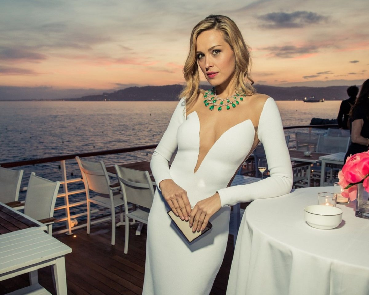 PETRA NEMCOVA at Vanity Fair & Chopard After-party in Cannes 05/14/2016