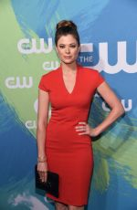 PEYTON LIST at 2016 CW Network Upfront in New York 05/19/2016
