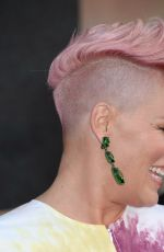 PINK at Alice Through the Looking Glass Premiere in Hollywood 05/23/2016