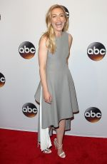 PIPER PERABO at 2016 ABC Upfront in New York 05/17/2016