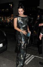 PIXIE GELDOF at Vogue 100th Anniversary Gala Dinner in London 05/23/2016