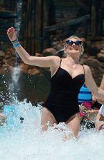 PIXIE LOTT in Swimsuit at Disney World 05/25/2016