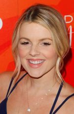 Pregnant ALI FEDOTOWSKY at 13th Annual Inspiration Awards to Benefit Step Up in Beverly Hills 05/20/2016