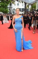 Pregnant BLAKE LIVELY at The BFG Premiere at 2016 Cannes Film Festival 05/14/2016