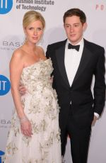 Pregnant NICKY HILTON at Fashion Institute of Technology's 2016 FIT Gala in New York 05/09/2016