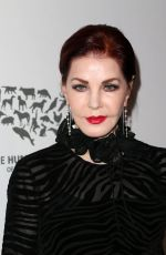 PRISCILLA PRESLEY at Humane Society of the United States to the Rescue Gala in Hollywood 05/07/2016