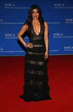 PRIYANKA CHOPRA at White House Correspondents' Dinner in Washington 04/30/2016