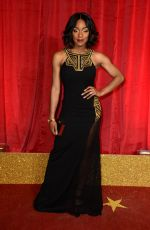 RACHEL ADEDEJI at British Soap Awards 2016 in London 05/28/2016