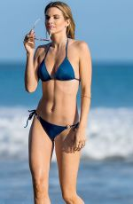 RACHEL MCCORD in Bikini at a Beach in Malibu 05/29/2016