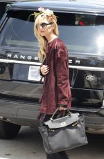RACHEL ZOE at Au Fudge in Beverly Hills 05/08/2016