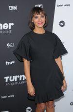 RASHIA JONES at 2016 Turner Upfronts in New York 05/18/2016