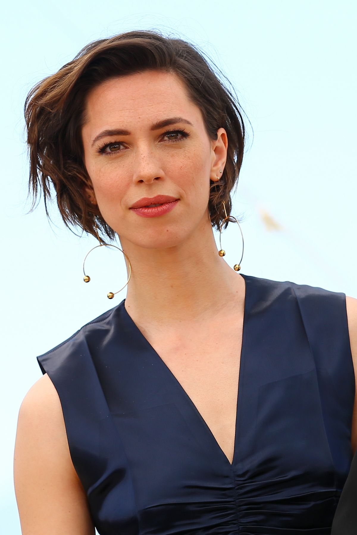 REBECCA HALL at The BFG Photocall at 2016 Cannes Film ...