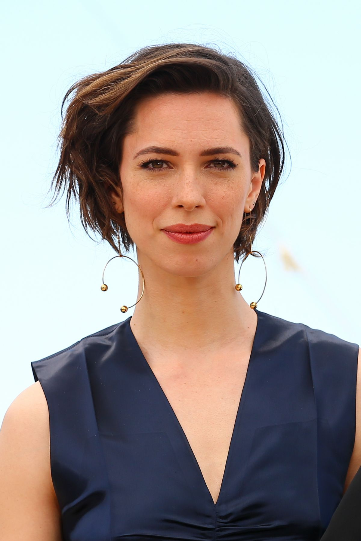 REBECCA HALL at The BFG Photocall at 2016 Cannes Film ...  REBECCA HALL at...