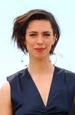 REBECCA HALL at The BFG Photocall at 2016 Cannes Film Festival 05/14/2016