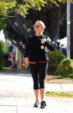 REESE WITHERSPOON at Morning Workout in Brentwood 05/23/2016
