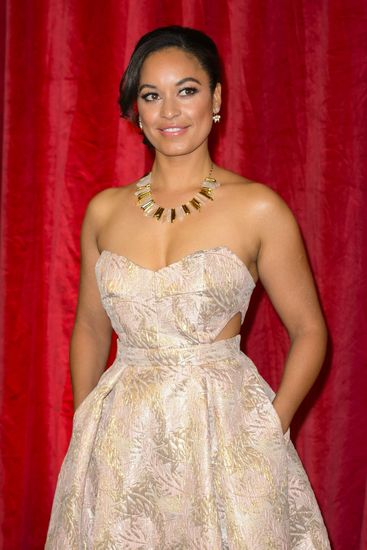 RHEA BAILEY at British Soap Awards 2016 in London 05/28/2016