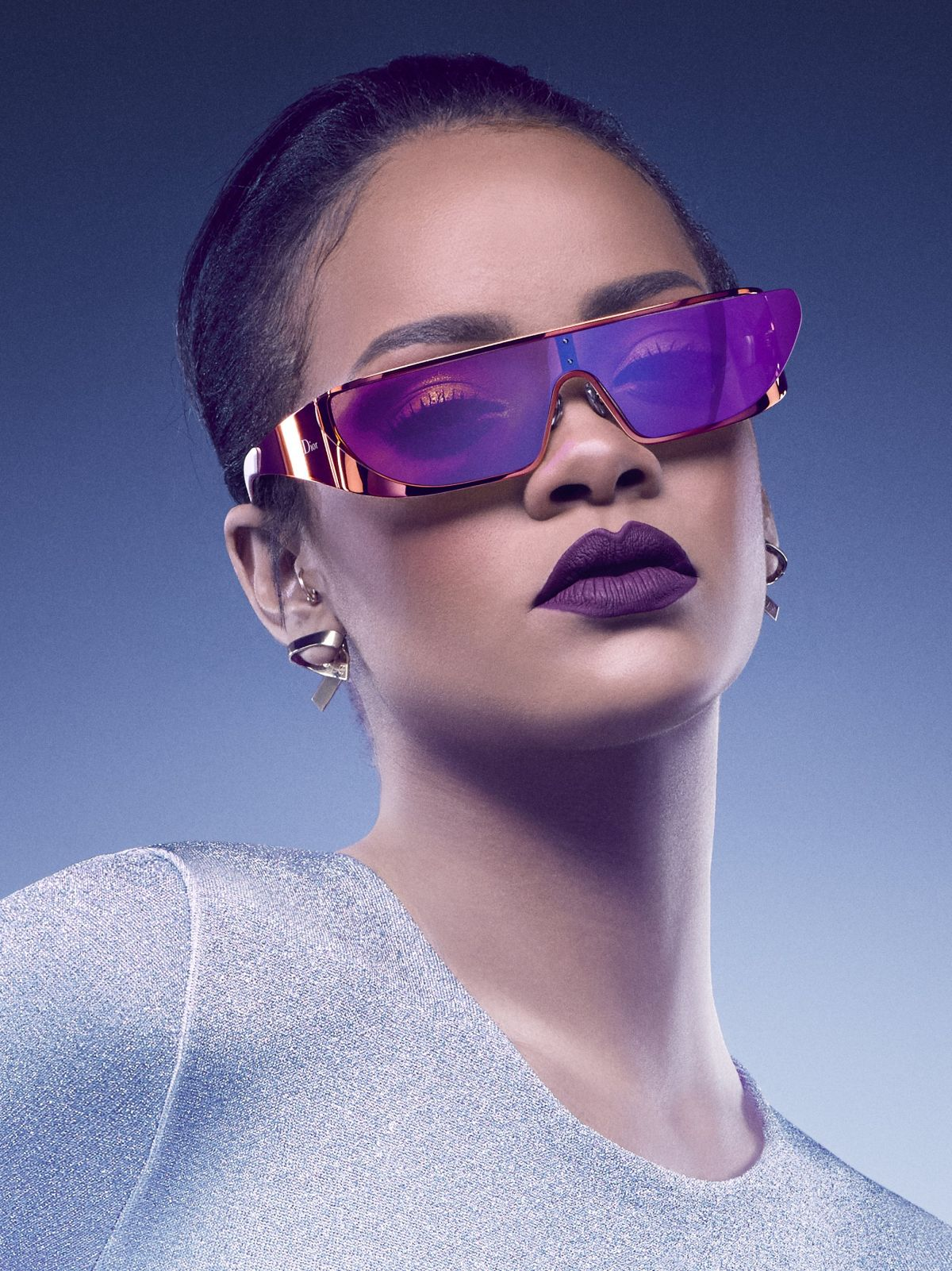 RIHANNA for Christian Dior & Rihanna Eyewear 2016
