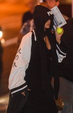RIHANNA Night Out in New York 05/23/2016