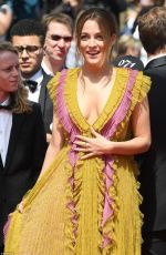 RILEY KEOUGH at American Honey Premiere at 2016 Cannes Film Festival 05/15/2016
