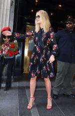 RITA ORA Leaves Her Hotel in New York 04/30/2016