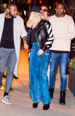 RITA ORA Out and About in Soho 05/01/2016