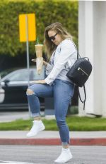 RONDA ROUSEY at a Gym in Venice 05/07/2016