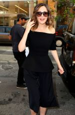 ROSE BYRNE Arrives at