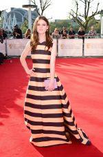 ROSE LESLIE at BAFTA TV Awards 2016 in London 05/08/2016