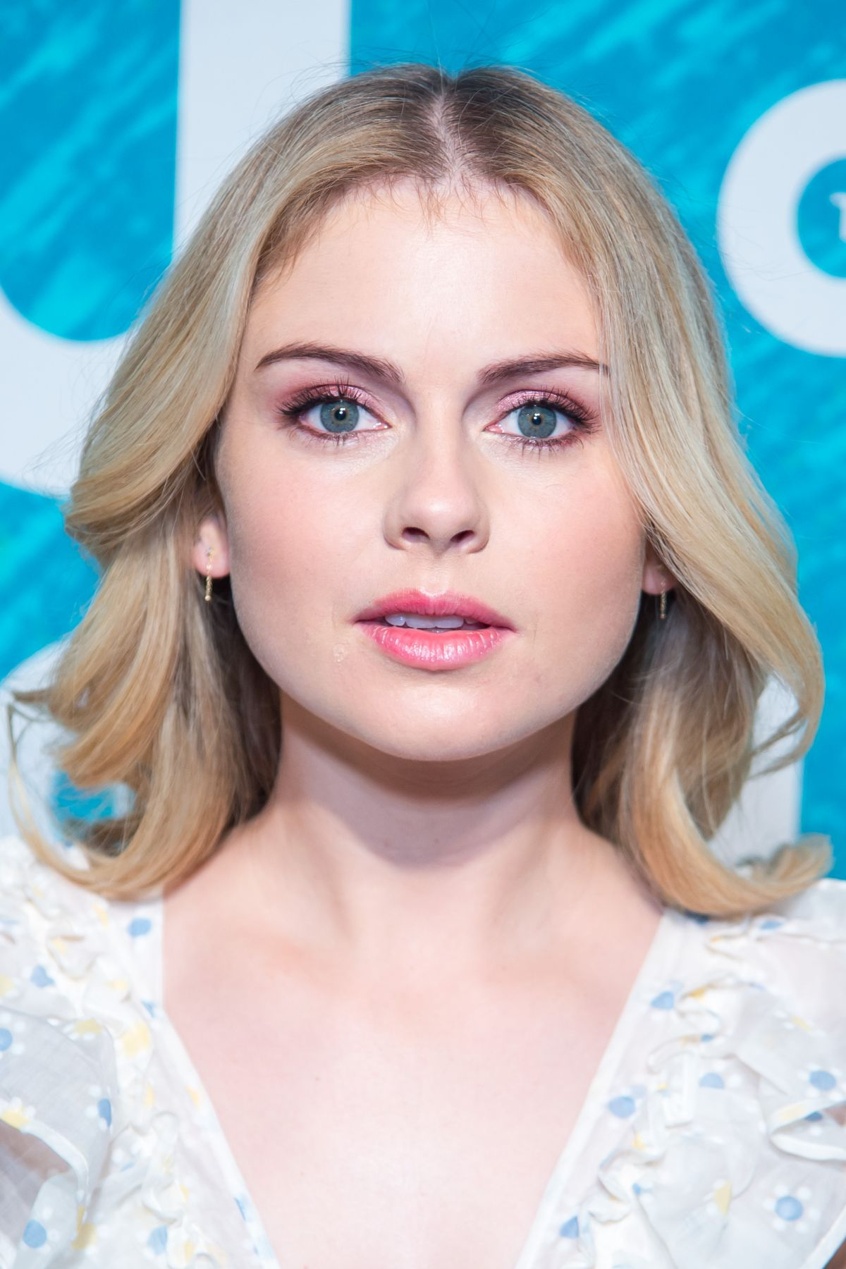 ROSE MCIVER at 2015 CW Upfront in New York 05/19/2016