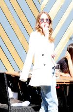 ROSIE FORTESCUE Out and About in London