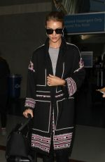 ROSIE HUNTINGTON-WHITELEY at LAX Airport in Los Angeles 05/03/2016