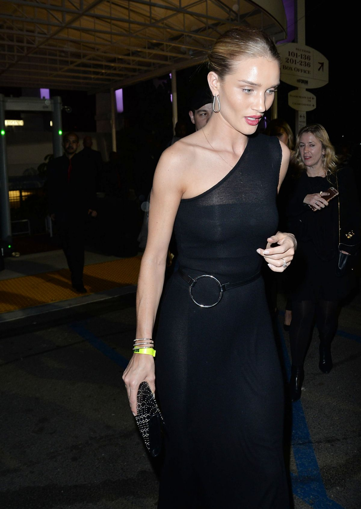 Rosie huntington-whiteley rihanna dresses