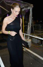 ROSIE HUNTINGTON-WHITELEY at Rihanna Concert in Inglewood 05/04/2016