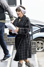 ROXANNE PALLETT on the Set of Her New Movie in Manchester 05/03/2016