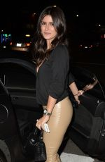 ROXY SOWLATY Night Out in West Hollywood 05/14/2016