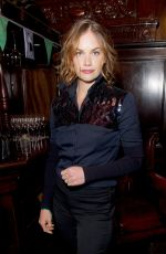 RUTH WILSON at Lady Dior Party in London 05/30/2016