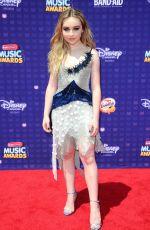 SABRINA CARPENTER at 2016 Radio Disney Music Awards in Los Angeles 04/30/2016
