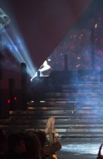 SABRINA CARPENTER Performs at 2016 Radio Disney Music Awards in Los Angeles 04/30/2016