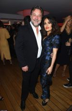 SALMA HAYEK at Vanity Fair & Chopard After-party in Cannes 05/14/2016