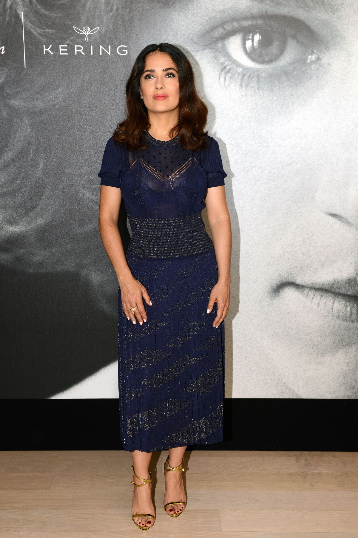 SALMA HAYEK at Women i... Salma Hayek