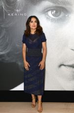 SALMA HAYEK at Women in Motion Panel in Cannes 05/16/2016