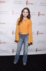 SAMMI HANRATTY at Smile Train YLC Los Angeles Benefit 05/04/2016