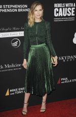 SARA FOSTER at 'Rebel with a Cause' Gala in Los Angeles 05/11/2016