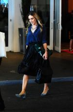 SARAH JESSICA PARKER Leaves a Forbes Event in New York 05/12/2016