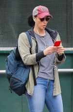 SARAH SILVERMAN Out and About in New York 05/25/2016