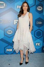 SARAH WAYNE CALLIES at Fox Network 2016 Upfront in New York 05/16/2016