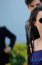 SASHA LANE at American Honey Photocall at 2016 Cannes Film Festival 05/15/2016