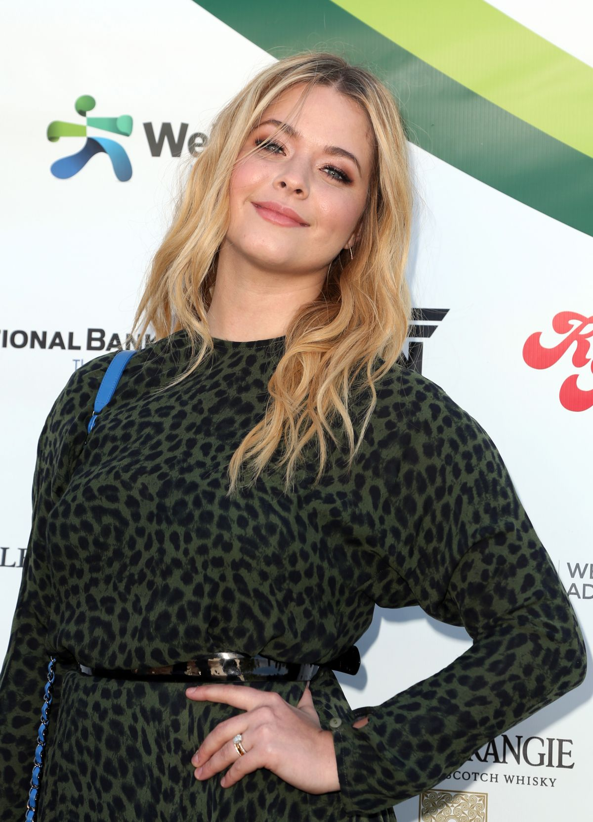 SASHA PIETERSE at 9th Annual George Lopez Celebrity Golf Classic in Burbank 05/02/2016