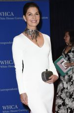 SELA WARD at White House Correspondents' Dinner in Washington 04/30/2016