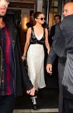 SELENA GOMEZ eaves Met Gala After-party in New York 05/02/2016
